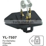 Blower resistor for Daihatsu/Charade
