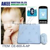 Baby breathing monitor baby product mobile app bluetooth