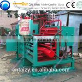hydraulic removable Baler bagging Machine from sawdust