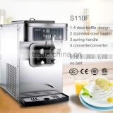 S110F High Quality Restaurant Table Top mini professional frozen yogurt ice cream machine