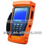 3.5 inch LCD multi-function CCTV tester pro with PTZ Camera Tester