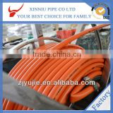 Polythylene material durable and heat resistant floor heating system 16mm flexible pex tube
