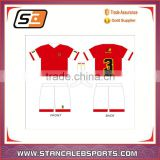 Stan Caleb best quality custom design for team soccer jersey, soccer uniform, soccer sets