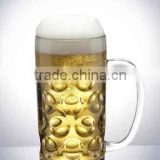 Plastic Polycarbonate Beer Stein 540mL Glass,Polycarbonate beer glass,Unbreakable shatterproof