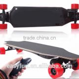 Newest interesting radio control toys skateboard 1200W brushless motor electric longboard