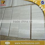 China black and pure white marble tiles