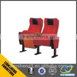 Most Popular Solid Wood Auditorium Chair Fabric Auditorium Seating Auditorium Seat A-022