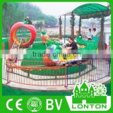 Amusement Equipment Park Amusement Rides Trailer Mounted Caterpillar Roller Coaster for Sale