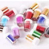 2015 New Nail Art Transfer Foil Sticker for Nail Tips Decoration set