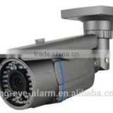 fixed lens 720P Super Low Bit Rate HD 433mhz ir-bullet iP Camera with ABF (Auto Back Focus) Function