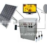 mini grid off roof mount solar tracking system 5kw grid tie solar system solar lighting system for indoor