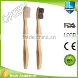 Raw material bamboo toothbrush Recycled specail package