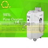 Water Oxygen Jet Peel facial Care , Pure oxygen injection Skin rejuvenation beauty equipment for salon