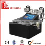 Ultrasound Weight Loss Machines Portable Cavitation Vacuum Cavitation System 10MHz Home Cellulite Machine Body Shaping