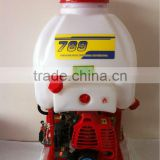 Knapsack power sprayer,knapsack power sprayer 708 model,power water sprayer,honda power sprayer