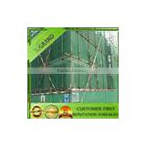 1Fire Retardant Plastic Industrial Protective Debris Netting Safety Nets for Bridges Building Construction