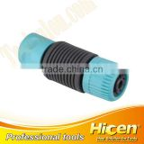 automotive injector connector adjustable angle connector