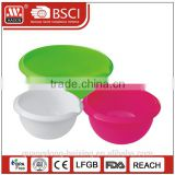4 size salad bowl set