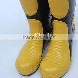 rubber safety shoes fire retardant rubber waterproof oilproof acid resistant steel toe capes EU exporting items