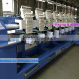 fushun 908 12 8 heads cap embroidery machine
