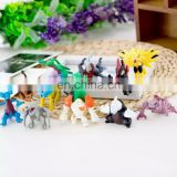 Wholesale factory custom made lovely pokemon kids toys high quality plastic toy