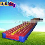 10m Durable Jumping Inflatable Gymastic Air Track inflatable air mattress