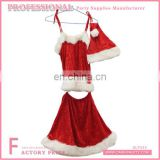 Direct Sales Kids Christmas Party Dresses