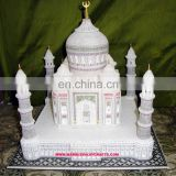 Beautiful Marble Taj Mahal, White Marble Taj Mahal Miniature