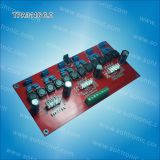 Professional 6.0 Channel amplifier board module