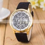 Newest style western mens wrist watch china watch factory