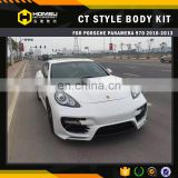 Full Set Body Kit Position CT Style for 970 panamera For porsch