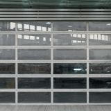 Aluminum Glass Garage Door Manufacturer