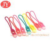 Jiayang Tab Zipper Tags Cord Pulls Zipper Extension Zip Fixer for Backpacks, Jackets