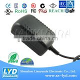For car alarm system adapter Black/white 12V 2A power adapter supply china alibaba with ROHS CE GS PSE certification