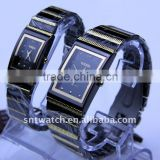 alloy material high quality quartz gift watch