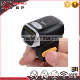 RD F002 Mini 2D Wireless Bluetooth Barcode Scanner Support IOS Android system