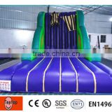 Hot sale inflatable Velcro wall game