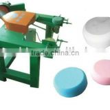 car wax sponge velcro pad edge buffing polishing machine