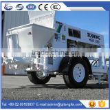 Good Performance 20m3/h Small Diesel Concrete Pump For Sale                                                                         Quality Choice