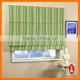 Curtain times Motorized Roman Blind And Automatic Roman Blinds With Tubular Motor Design And Electronic Limit Setting