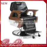 New Style Hot Sales Hair Salon Furniture Barber Chair , Reclining Chair for Barber Shop Equipment