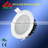 ceiling light led outdoor down lighting, high quality IP65 outdoor high brightness smd 7w led recessed light & down light