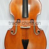 Fully handmade high quality solid 3/4 double bass made in China