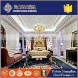 High Quality Foshan Hotel Furniture/Hot Sale Bedroom Set/High Quality Luxury Hotel Suite Furniture JD-KF-034