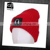 Wholesale fashion wool knitted women beanie winter hat for men knitted winter hat                                                                         Quality Choice