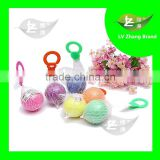 Factory Hot Selling 99.9%Purity Color air freshener Toilet Deodorizer Pdcb Ball 150G/Piece