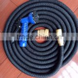 2016 Amazon Hot selling rubber water garden hose pipes water hose pipe /hot water flexible hose /garden hose nozzle