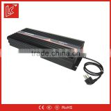 China Factory dc to ac modified sine wave 12 volt inverter with charger 2500w