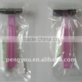 2012 Disposable medical body hair remove razor
