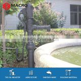 Cast Iron Antique Hand Water Pump for Deep Water Well